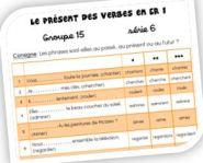 present-verbes-en-er-lexidata