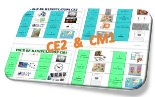 MANIP CE2 CM1
