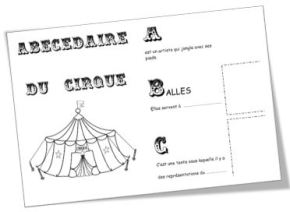 abécédaire cirque
