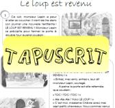 tapuscrit