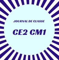journal de classe ce2 cm1